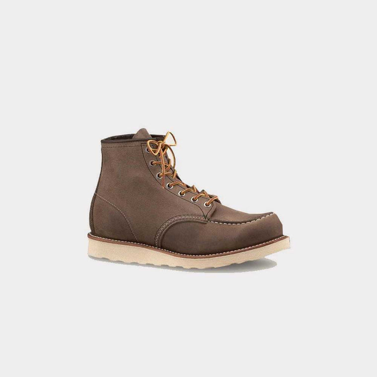 Red Wing Classic Moc Concrete Rough 04548