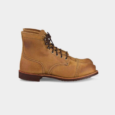 Red Wing 6 Inch IRON Ranger Men 8083
