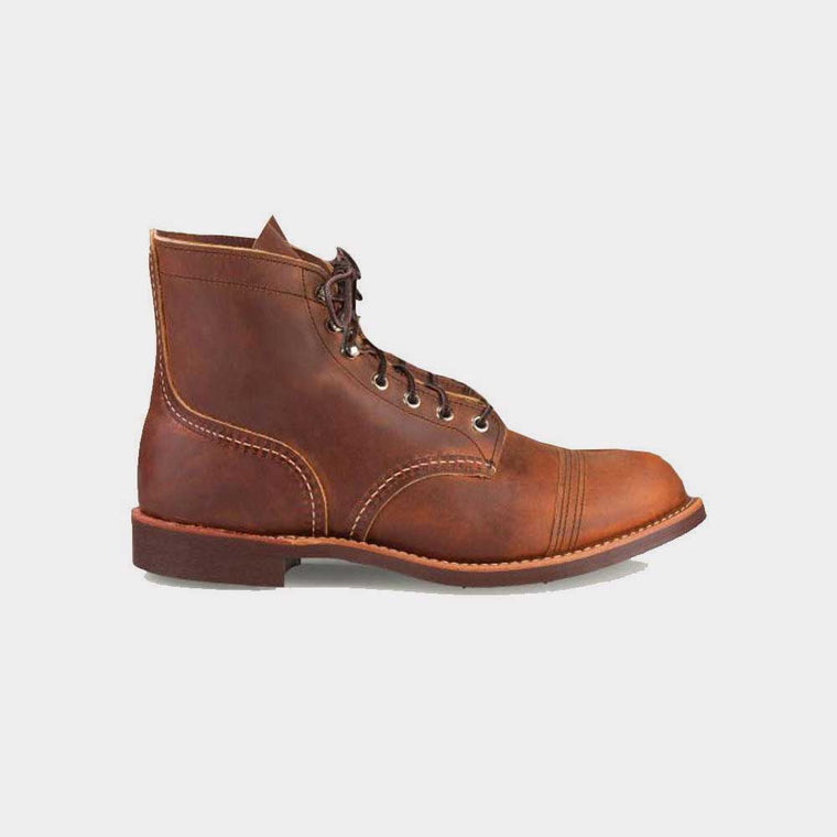 Red Wing Iron Ranger Copper 08085