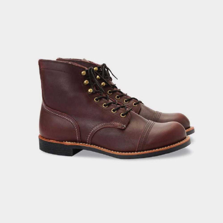 Red Wing 6 Inch IRON Ranger Men 8119
