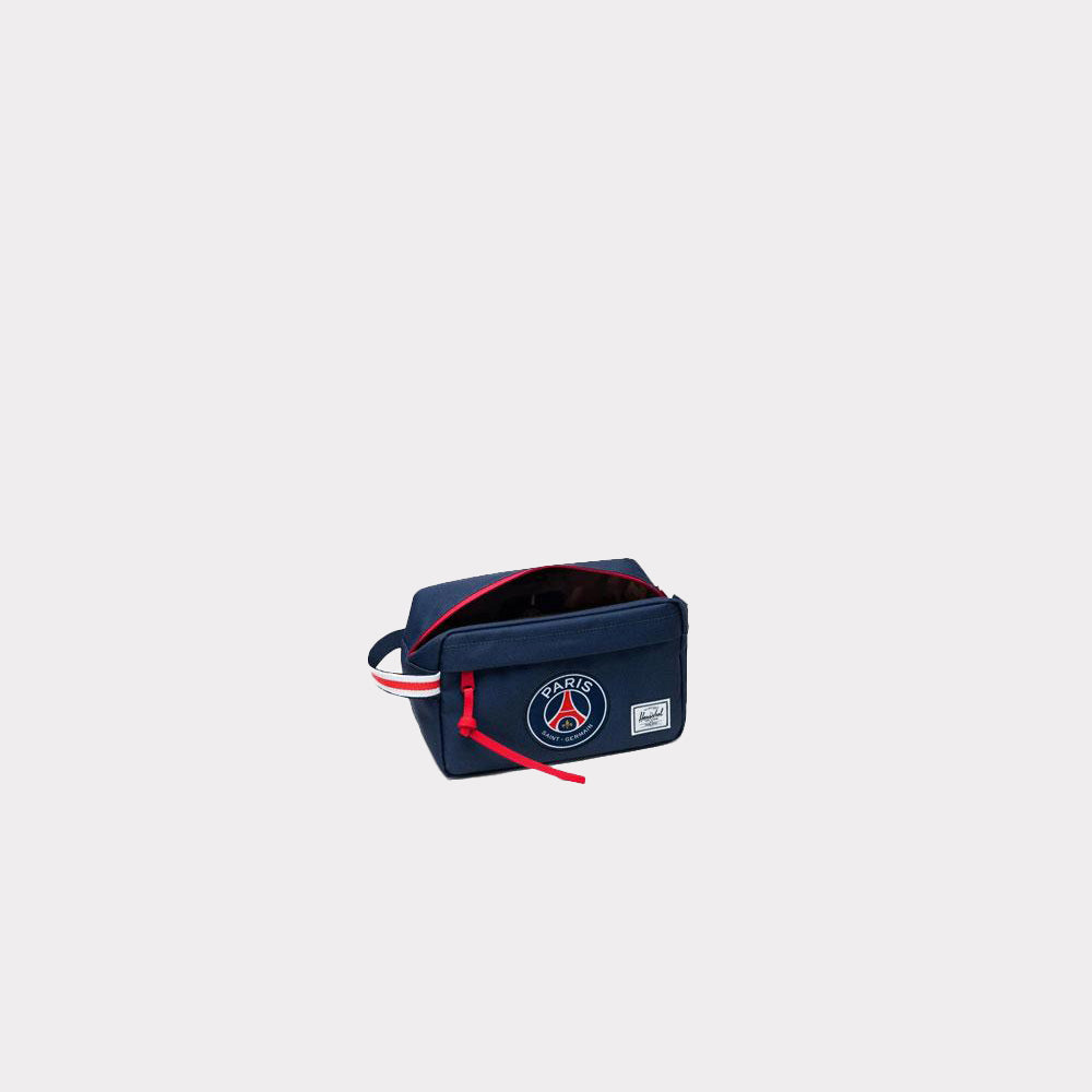 Herschel Chapter Travel Kit PSG Solidate Blue 10039-03688-OS