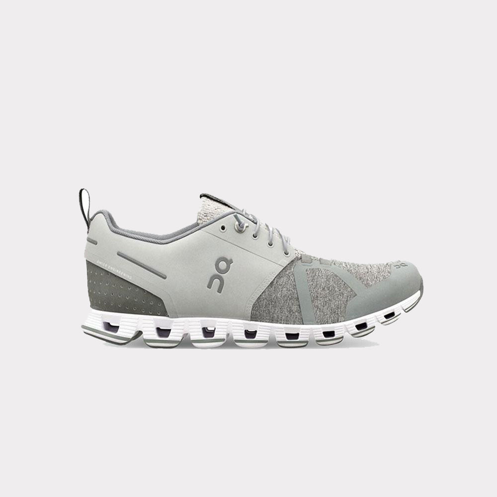 On Shoes Cloud Terry Silver 18.99842