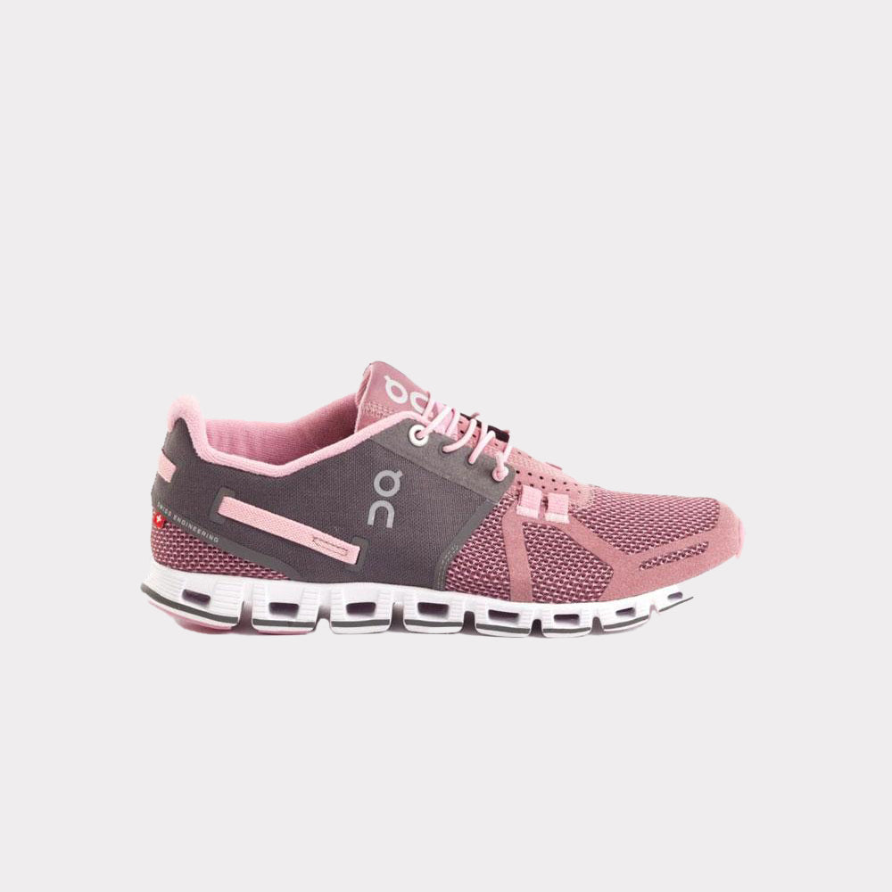 On Cloud Charcoal/Rose Women 19.99988
