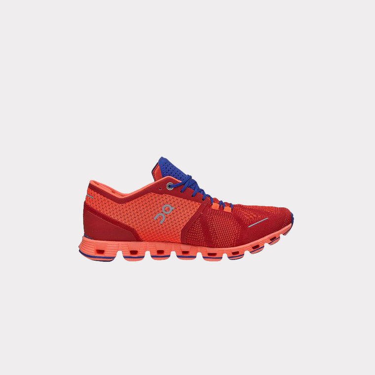 On Shoes Cloud X Red/Flash Women 20.1658