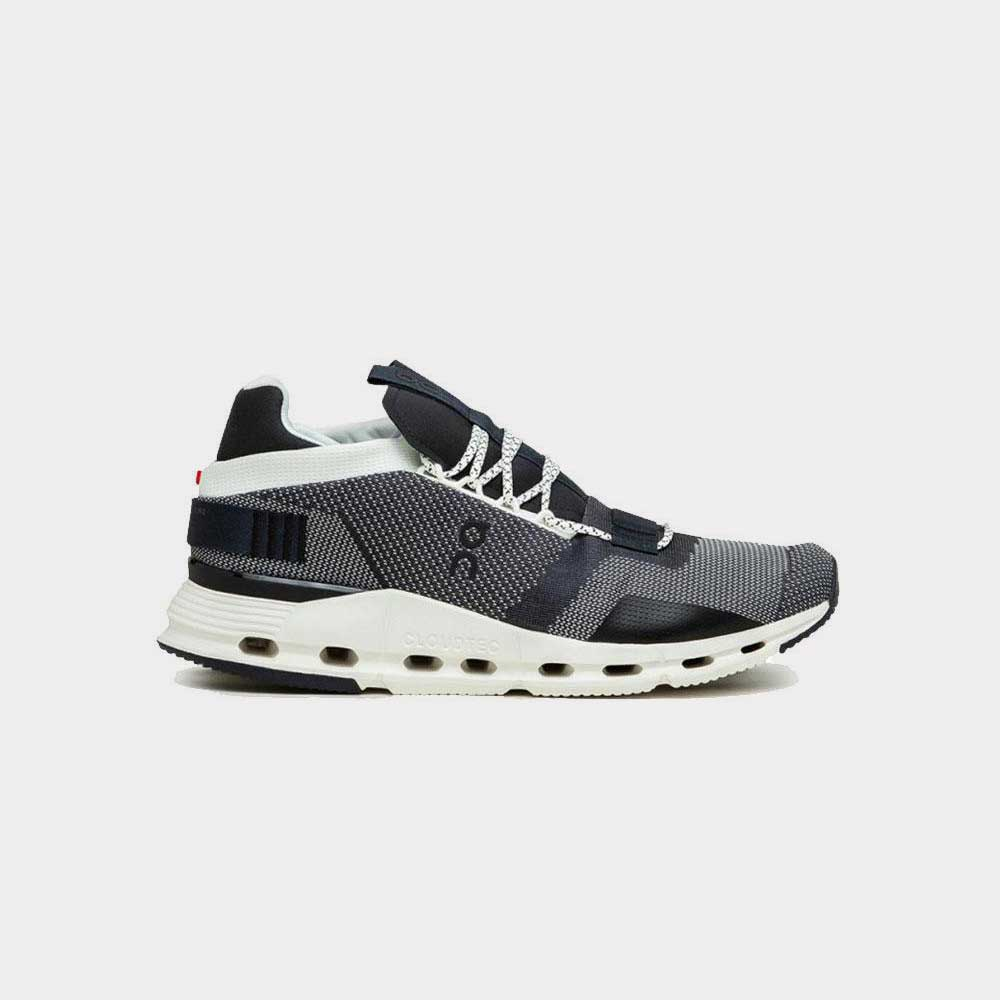 On Shoes Cloudnova Black/White 26.99265