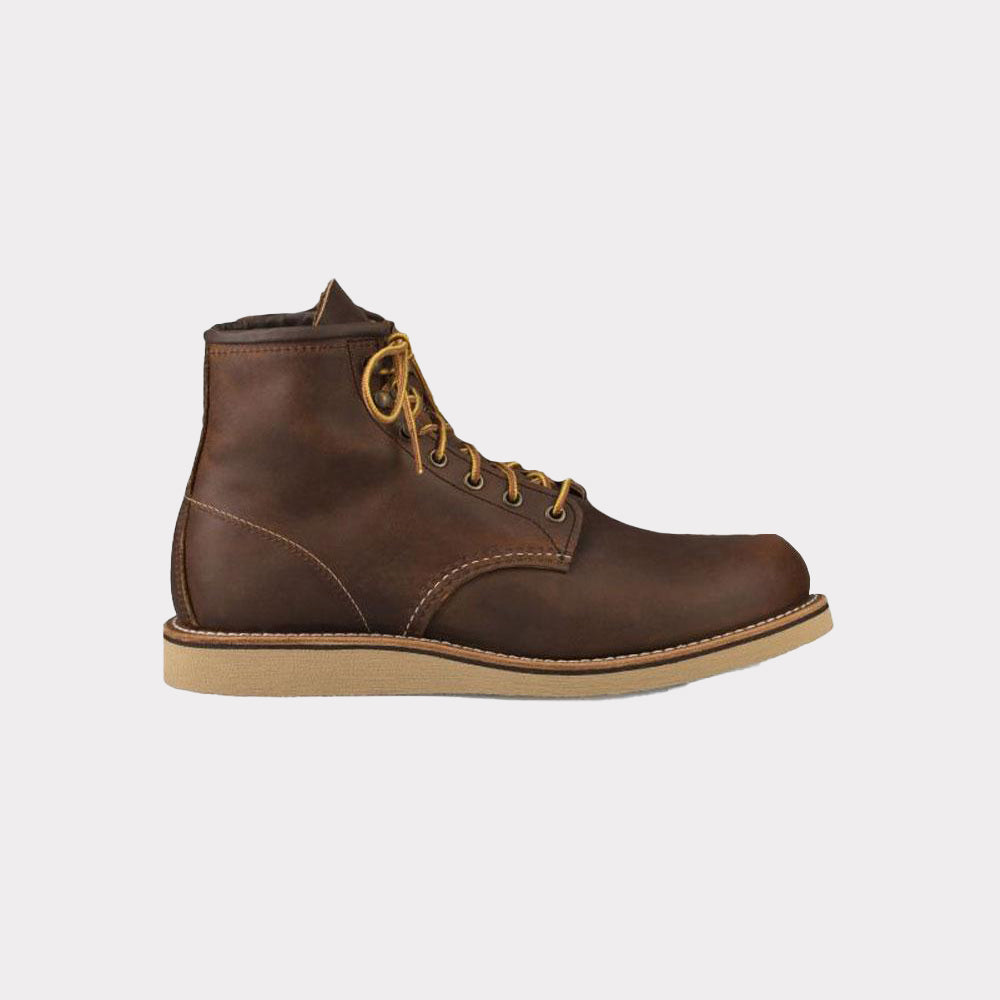 Red Wing Rover Boot Copper Rough 2950