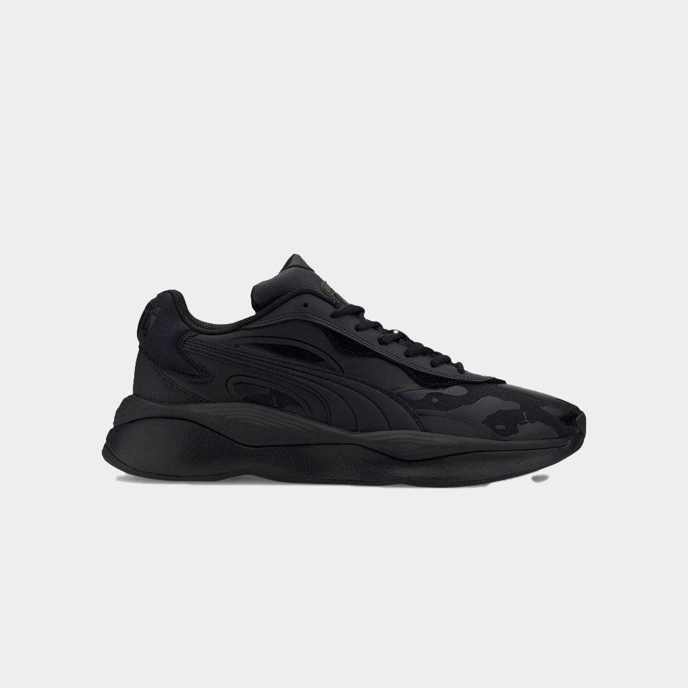 Puma x The Hundreds  RS-Pure Black/Black 371381-01