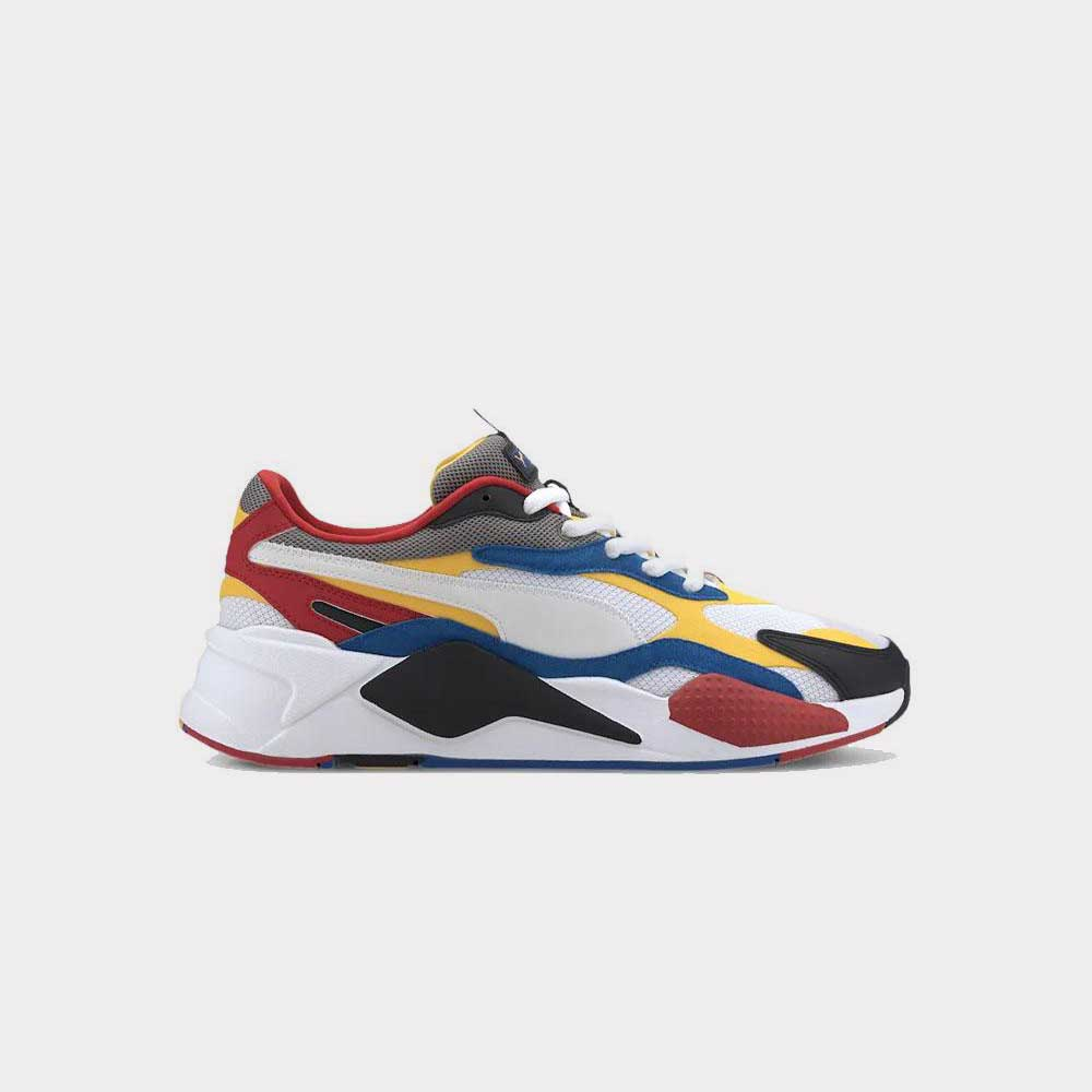 Puma RS-X3 Puzzle Red/Yellow/Blue 371570 04