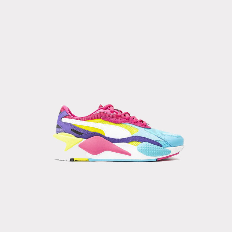 Puma RS-X Puzzle Purple/Blue/Multi Women 373797 08