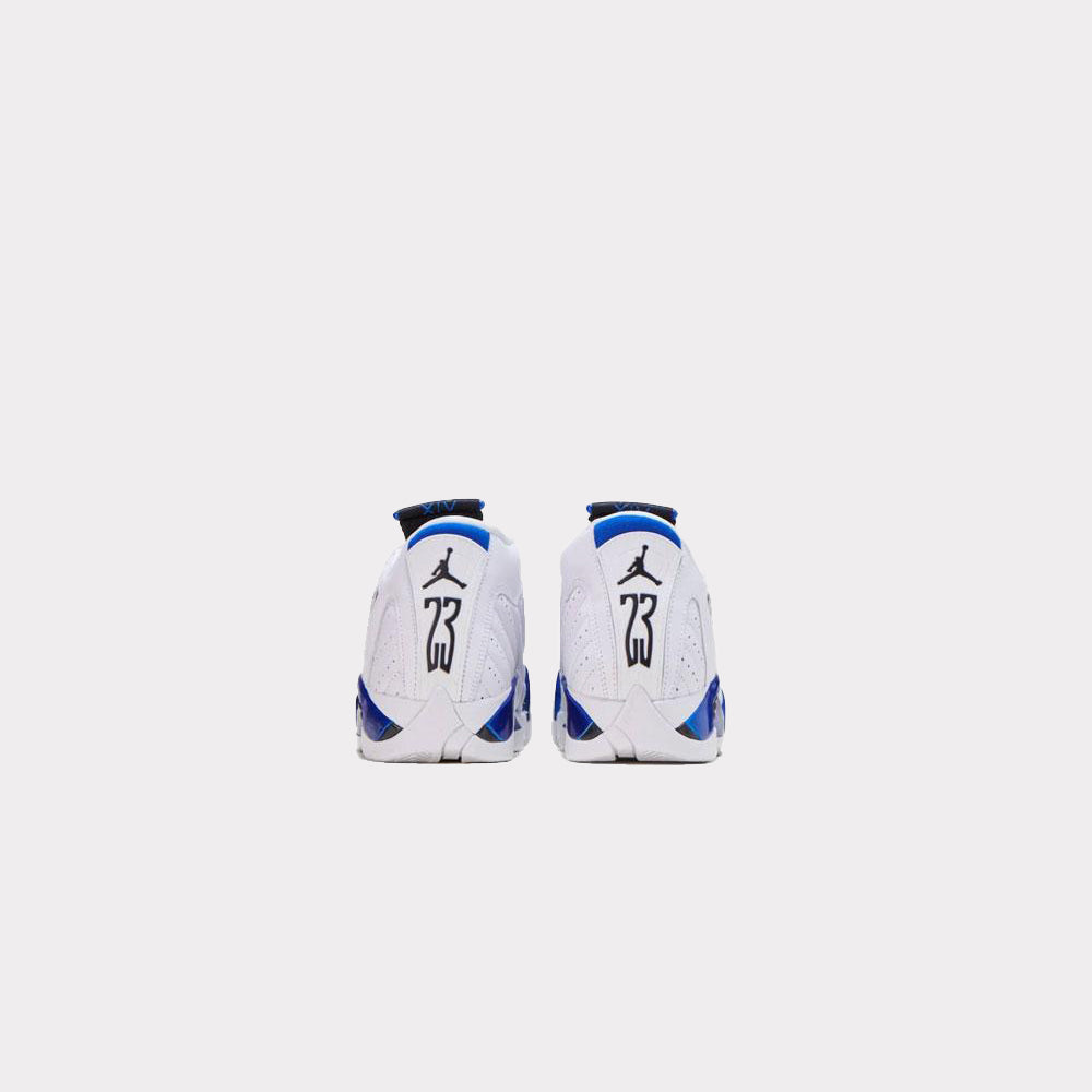 Nike Air Jordan 14 Retro GS White/Blue 487524-104