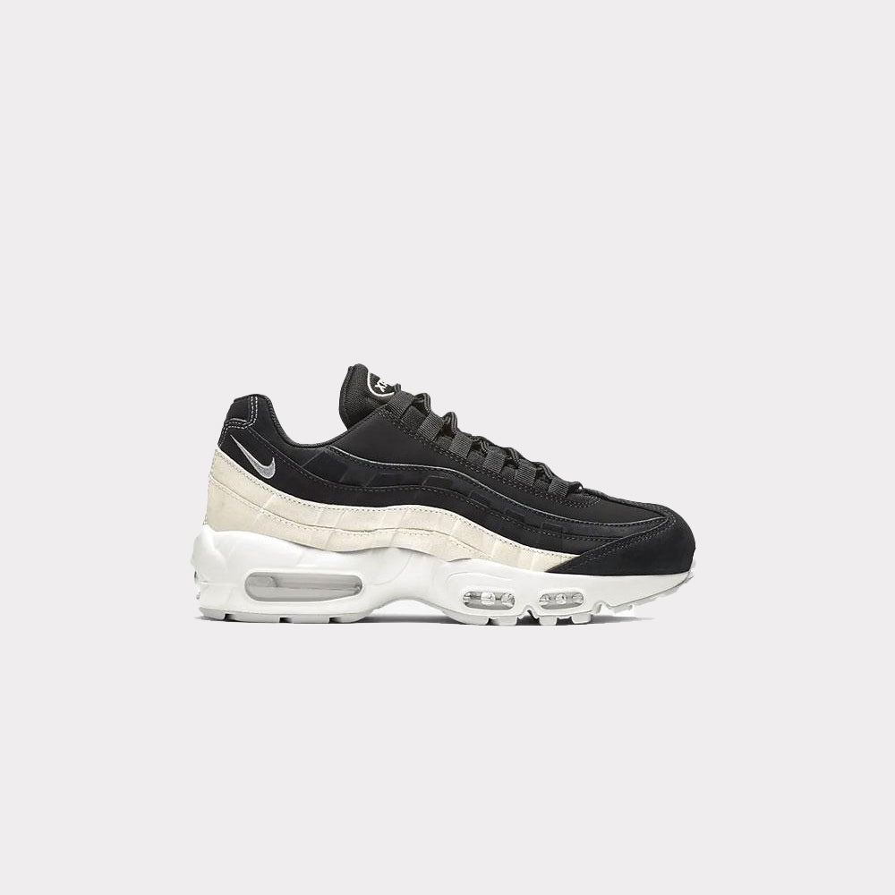 Nike Air Max 95 PRM Black/White Women 807443-017
