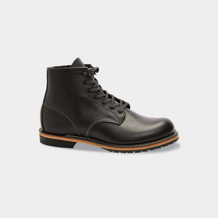 Red Wing Beckman Round Black 9014