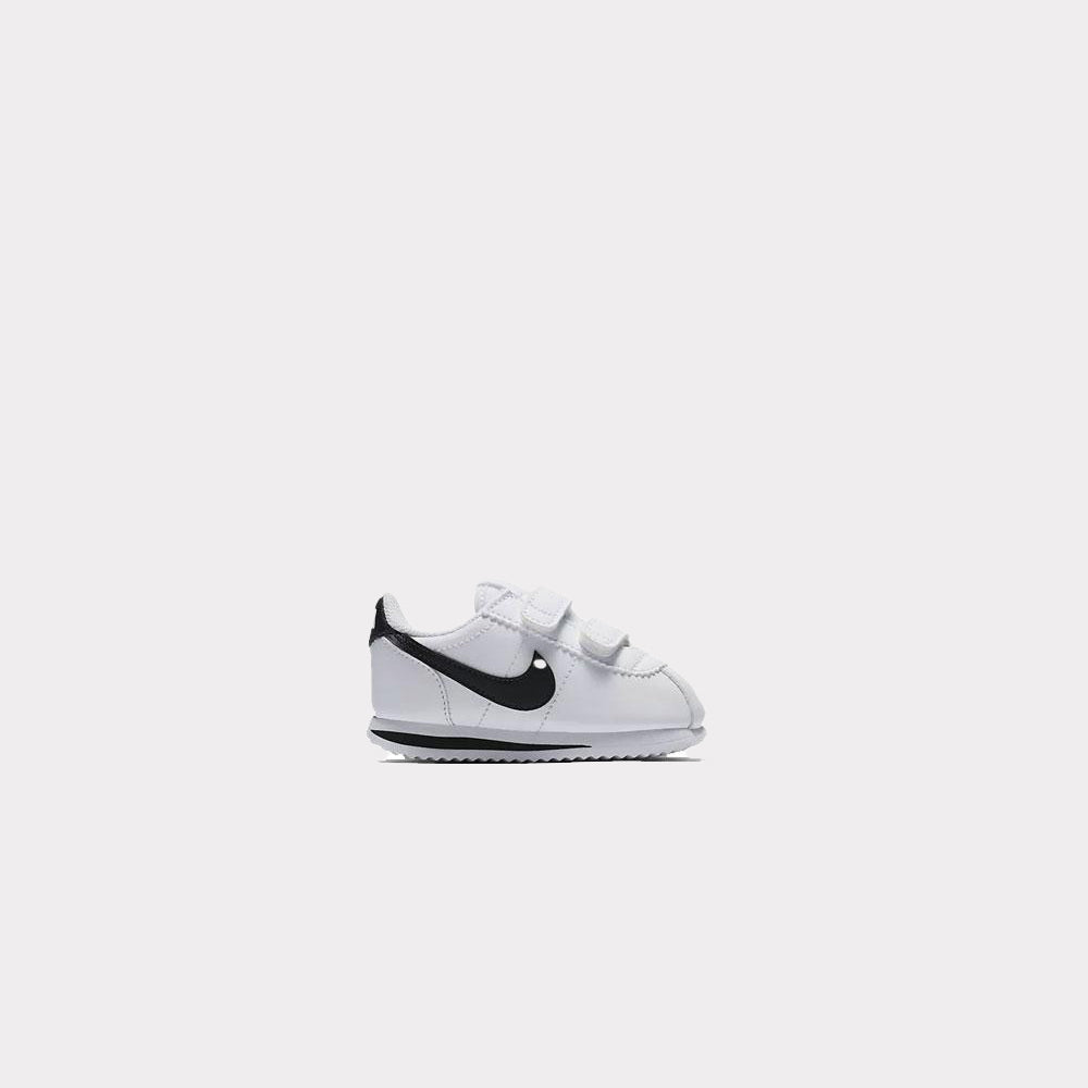 Nike Cortez Basic SL Black/White Toddlers 904769-102
