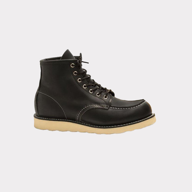 Red Wing Classic Moc Black Boot 9075