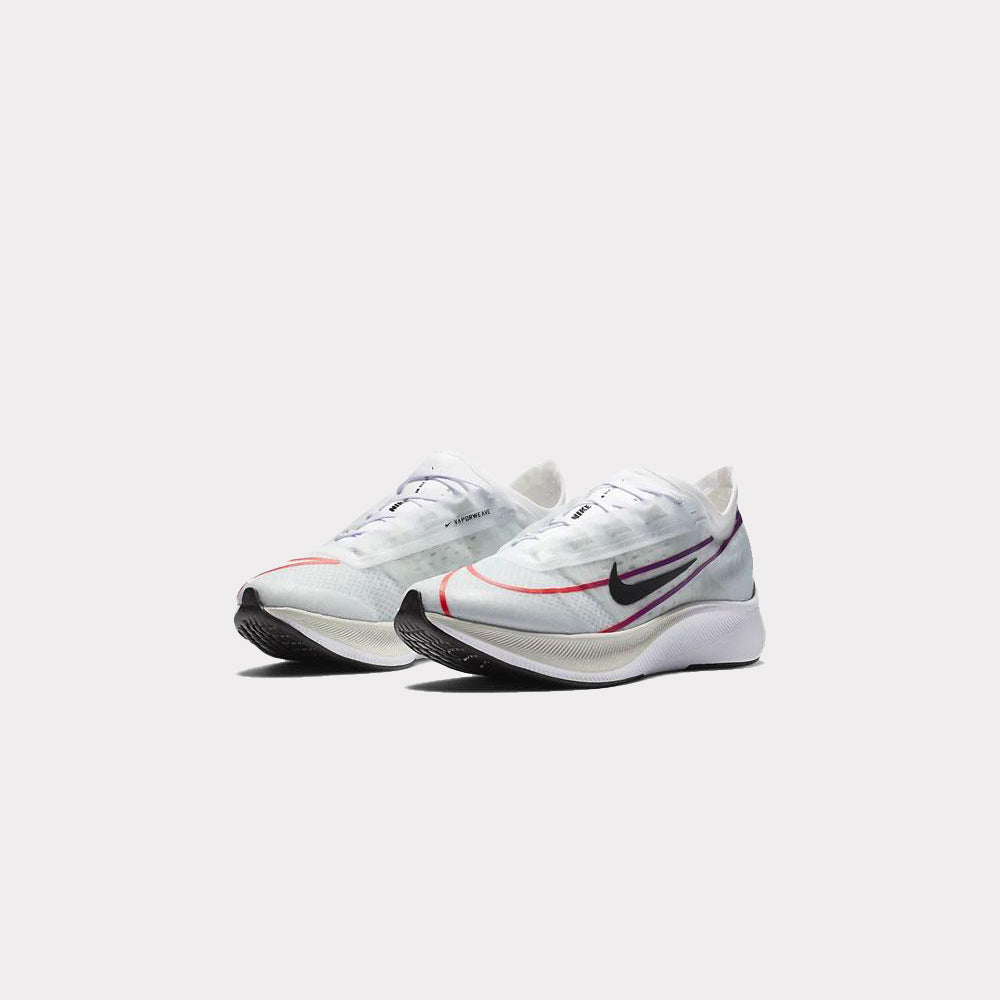 Nike Zoom Fly 3 White/Hyper Violet Women AT8241-102