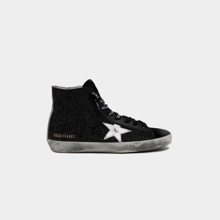 Golden Goose Francy Suede Upper Laminated Star and Heel GWF00113.F000257.90173