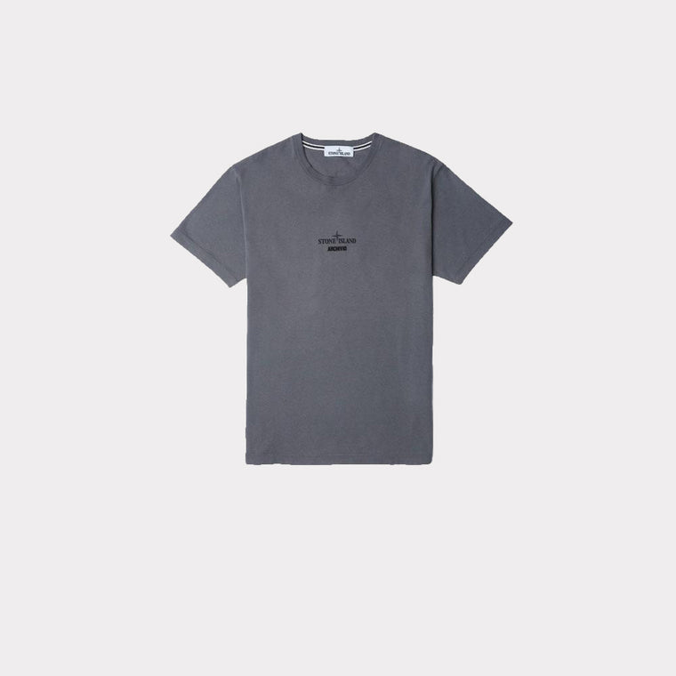 Stone Island T-Shirt ARCHIVIO Grey MO72152NS92-V0063