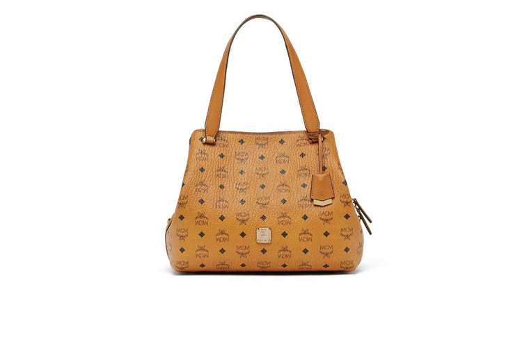 ba5ce62e034a MCM Essential Hobo In Visetos Original (Large) MWH7ASE76CO001