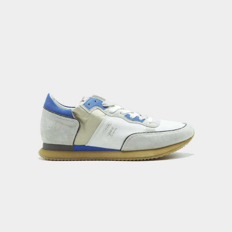Philippe Model Tropez Mondial Vintage 70 White/Blue SY10