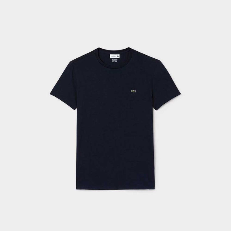 Lacoste Crew Neck T-Shirt Navy TH6709-51