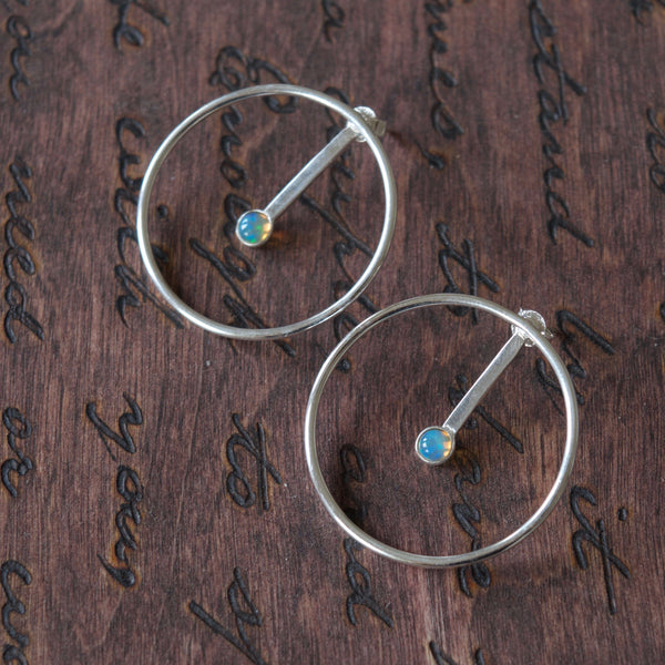 Multi-wear Geometric Hoops