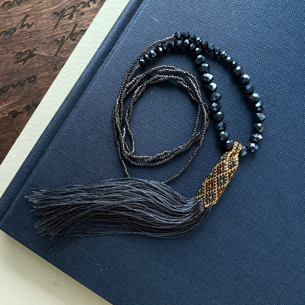 Fancy Mala Necklace