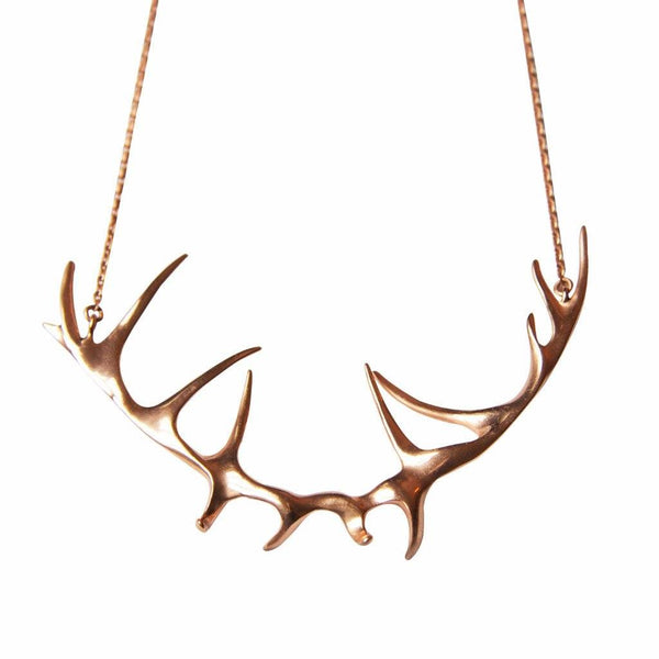 Rose Double Deer Antler