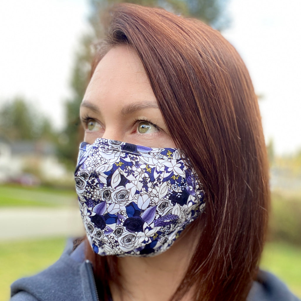 In the Garden Breathable Mask - 2 pack