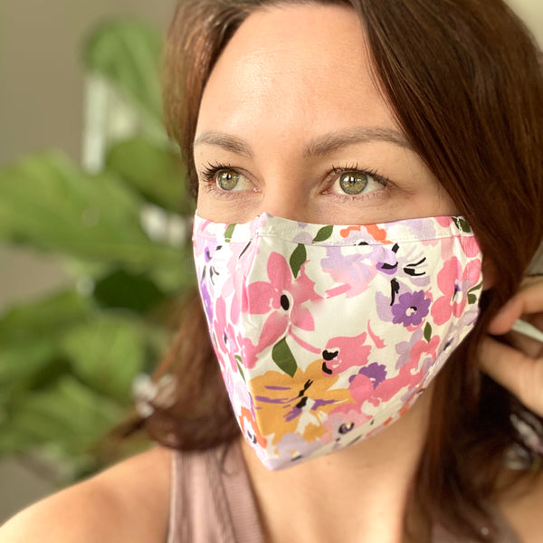 Springtime Breathable Mask - 2 pack