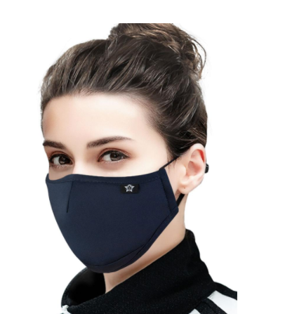 Fancy Face Masks - 2 pack