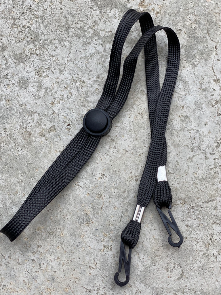 Coloured Mask Lanyard - 2 pack