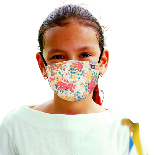 Children's Face Masks - 2 pack