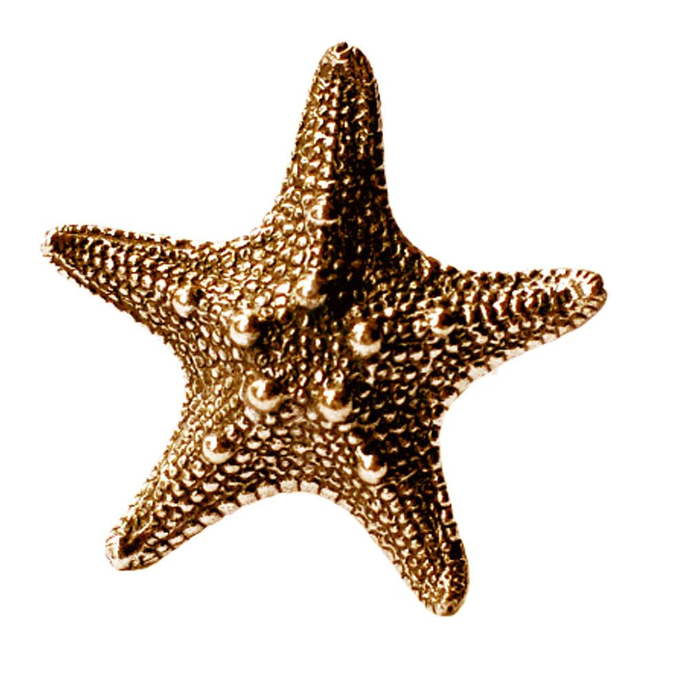 Starfish Ring Bronze Front