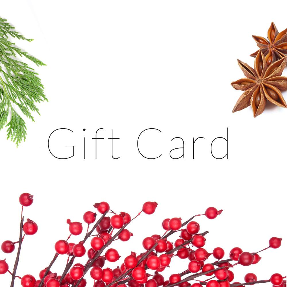 Justine Brooks Gift Card