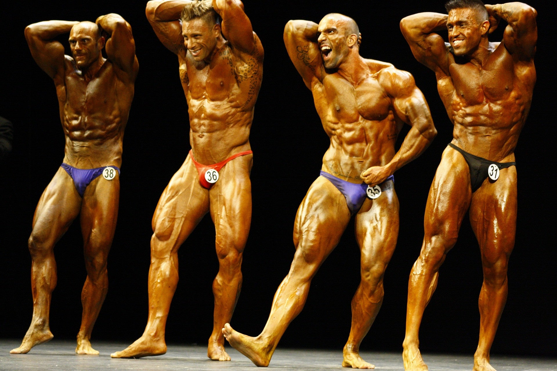 5 Facts You Didn't Know About Mr. Olympia Bodybuilding