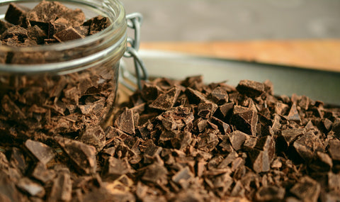 chocolate, weight loss, study