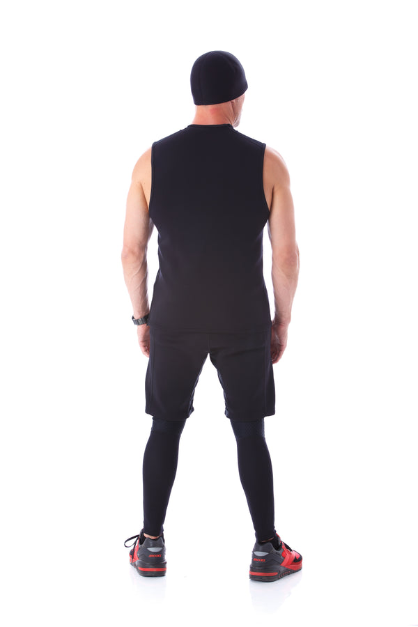 Weight Loss Sauna Suit Tank Top Sweet Sweat Mens