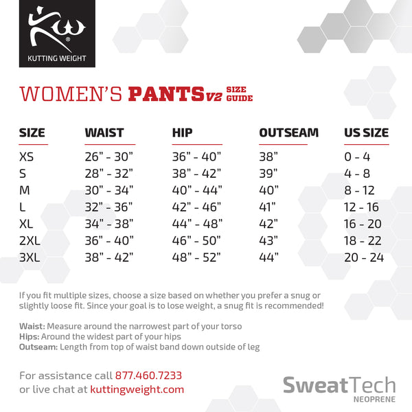 Women's Sauna Pants V2