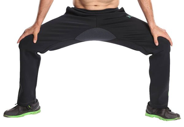 Men's Sauna Pants Ventilated Crotch