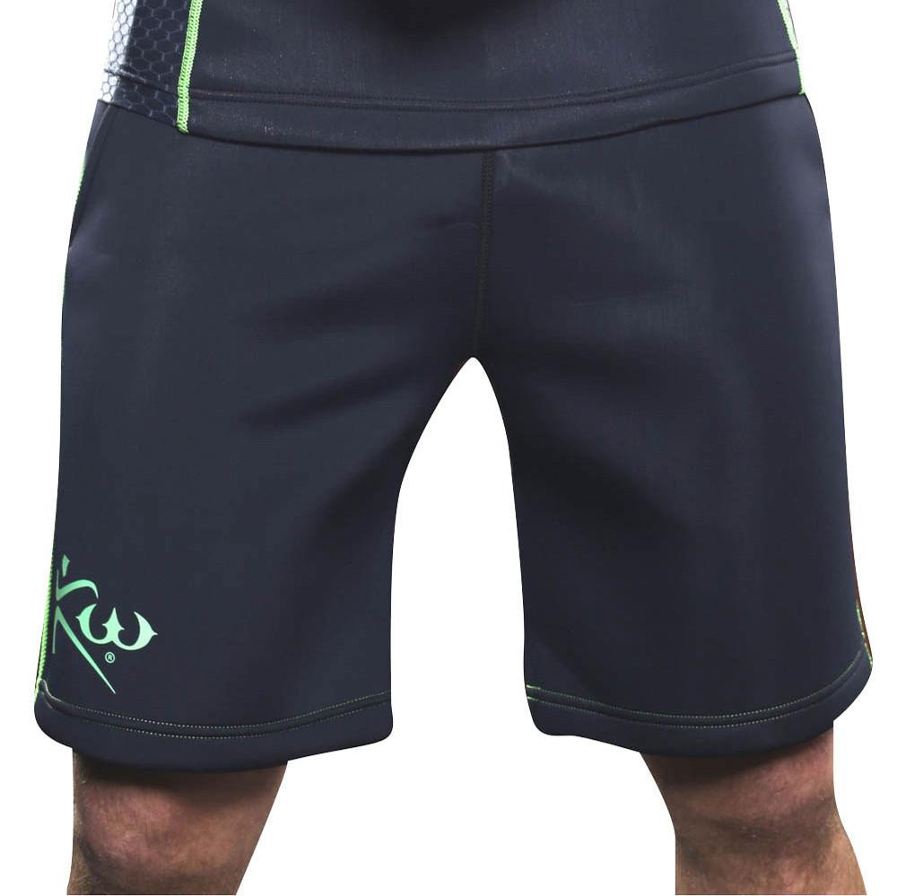 Men's Sauna Shorts With Pockets