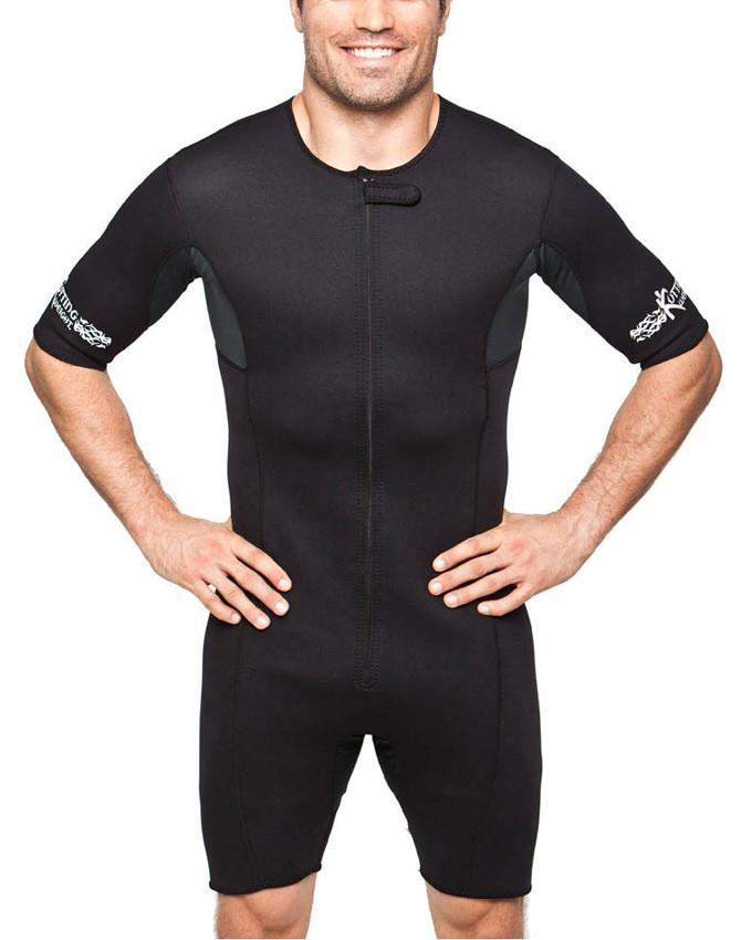 Neoprene Sauna Suit Unisex Kutting Weight