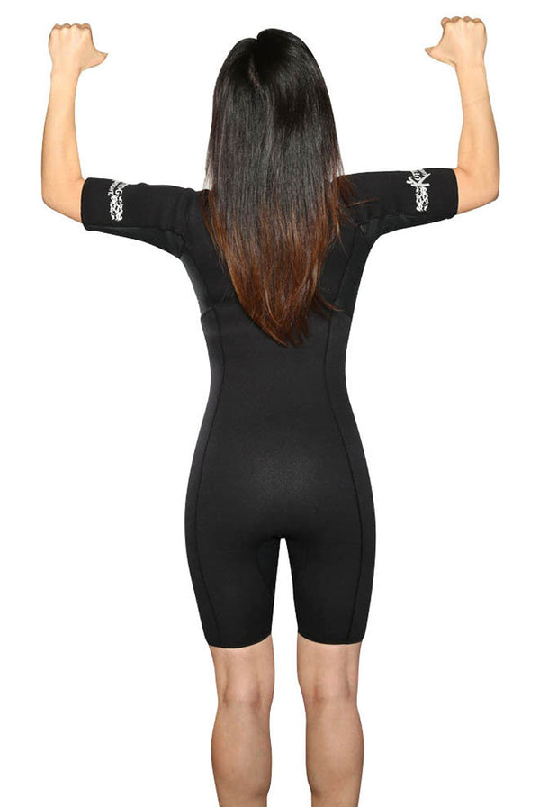 Women's Neoprene Sauna Suit Kutting Weight