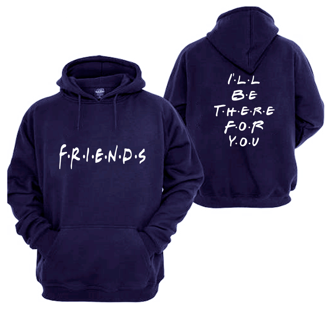 fotos oficiales 0a294 716de Sudadera Friends serie tv I´ll be there for you sweter hoodie