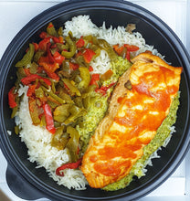 Load image into Gallery viewer, Salmon bowl