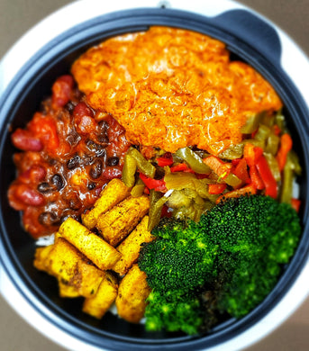 Oaxana bowl VEGAN