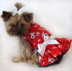 I Woof You Valentine Dress (Clearance)