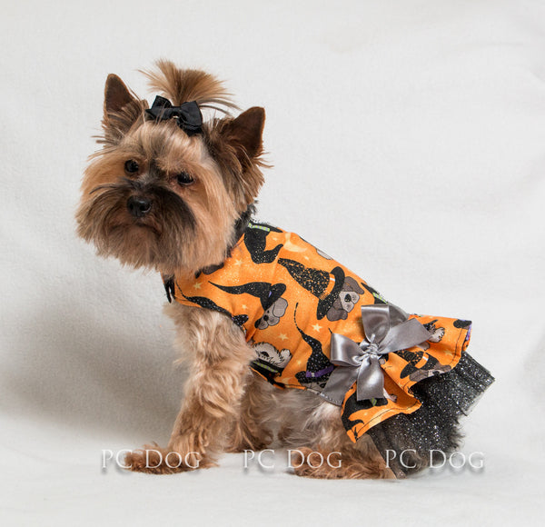 Scary Little Puppies Dress