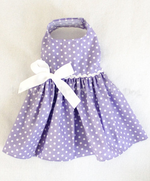 Lavender Spring Dress