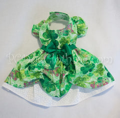 Irish Lass St. Patrick's Day Dress (Clearance)