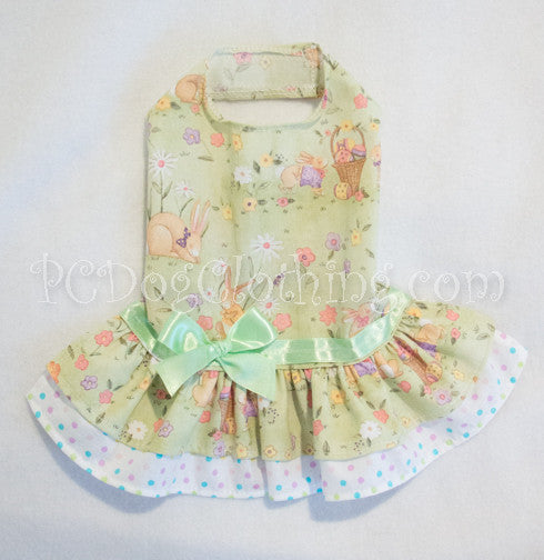 Spring Bunnies Dress (Clearance)